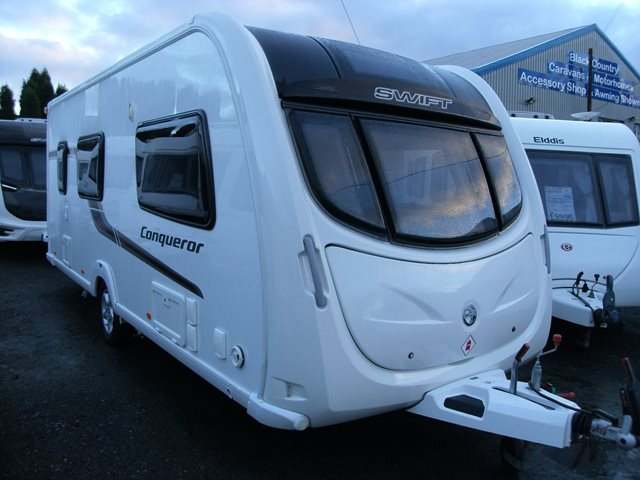 1 - Swift Conqueror  530